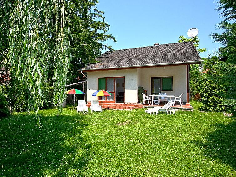 Casa de vacaciones Balaton H324 con horno y tv