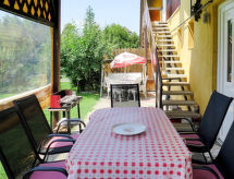 Ferienhaus mit Sauna (MAF140)