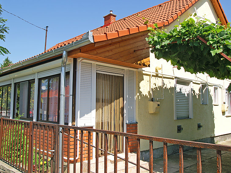 Tatil Daire Balaton A412 Barbekü için ve küvetli Evi