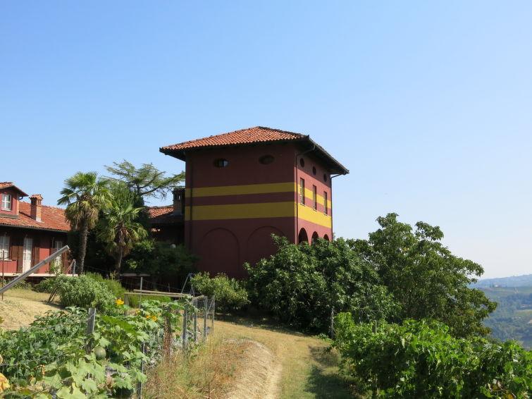 Apartamento de vacaciones Terrazza (ABA120)