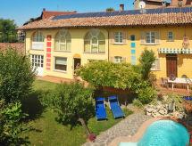 Castagnole Lanze - Appartement Casa del Sole (CTZ100)