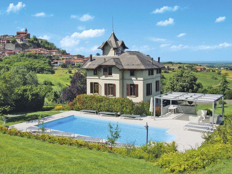 Villa Sarezzano (SAZ100)