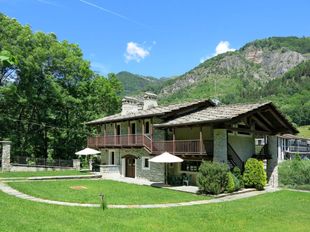Ferienwohnung Casa del Ponte (SMY621) Ferienwohnung in Italien