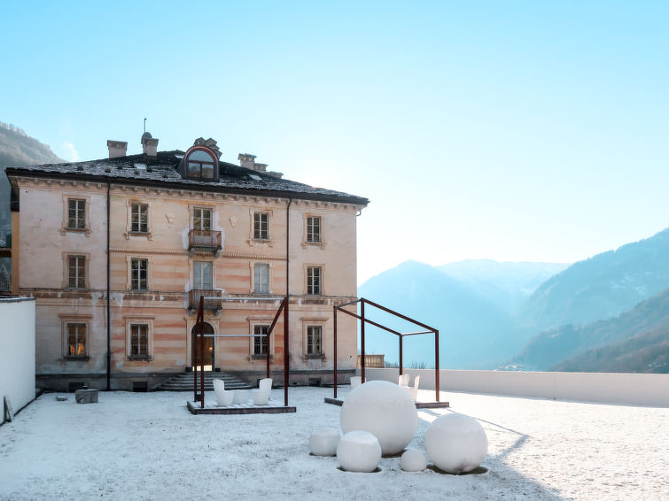 Villa Ottocento (VAE103) - Apartment - Alagna Valsesia