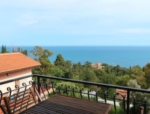 Ventimiglia - Appartement Vista Capo Mortola (VMA290)