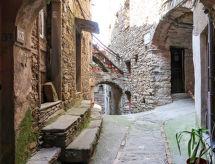 Montalto Ligure - Appartement Casa Casetta (MOL110)
