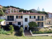 San Lorenzo al Mare - Ferienwohnung Appartamento Maresol (SLR245)