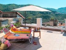 Colle San Bartolomeo/Cesio/Caravonica - Appartement Casa Erma (CSB430)