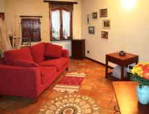 Colle San Bartolomeo/Cesio/Caravonica - Ferienhaus Ca' de Ninuccio (CSB325)