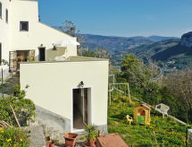 Finale Ligure - Ferienhaus La Casa Gialla (FLG280)