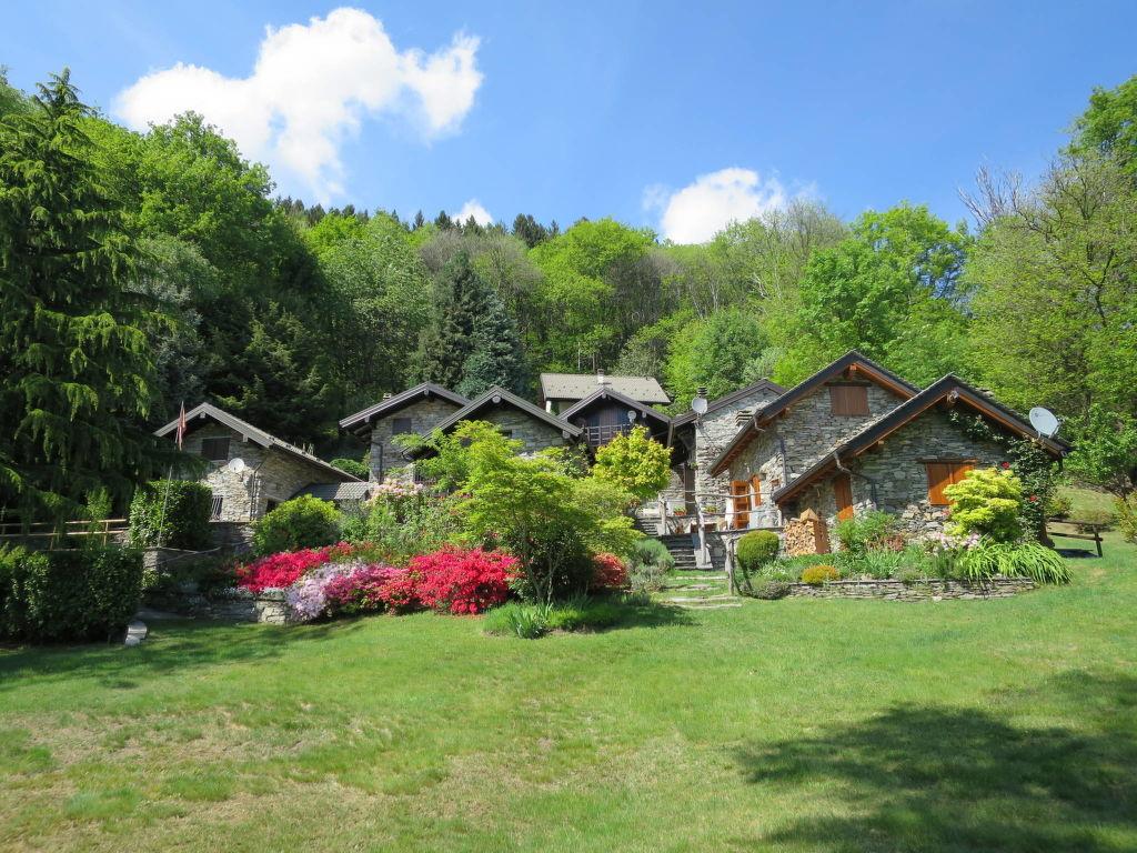 Ferienhaus Casa Azalea (MZZ101) (111691), Miazzina, Lago Maggiore (IT), Piemont, Italien, Bild 4