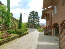 Itálie, Lago Maggiore, Laveno