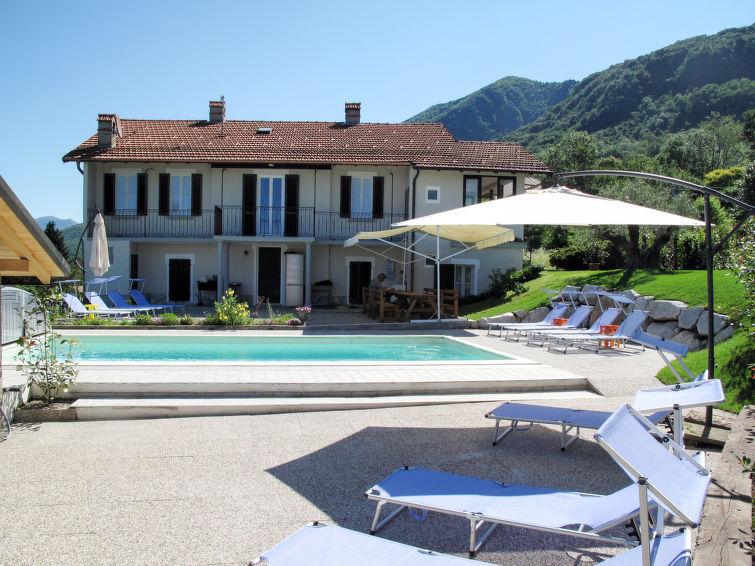Graziella Accommodation in Castelveccana