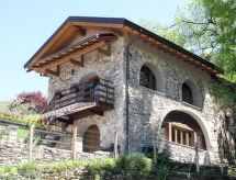 Castelveccana - Vakantiehuis Casa Giulia (CVA256)