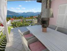 Porto Valtravaglia - Maison de vacances Maison Rose