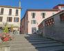 Ferienwohnung Verbano, Porto Valtravaglia, Sommer