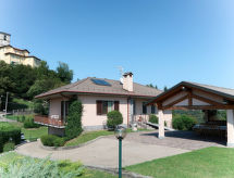 Brezzo di Bedero - Appartement Ferienwohnung (BDB110)
