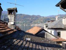 Orta San Giulio - Ferienwohnung Mansarda