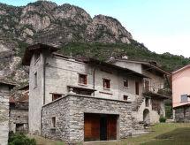 Lago di Mezzola - Ferienhaus Casa Milani (LMZ165)