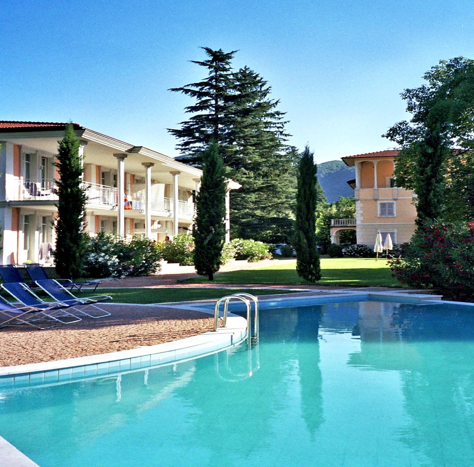 Location Villa Piscine Lugano Italie