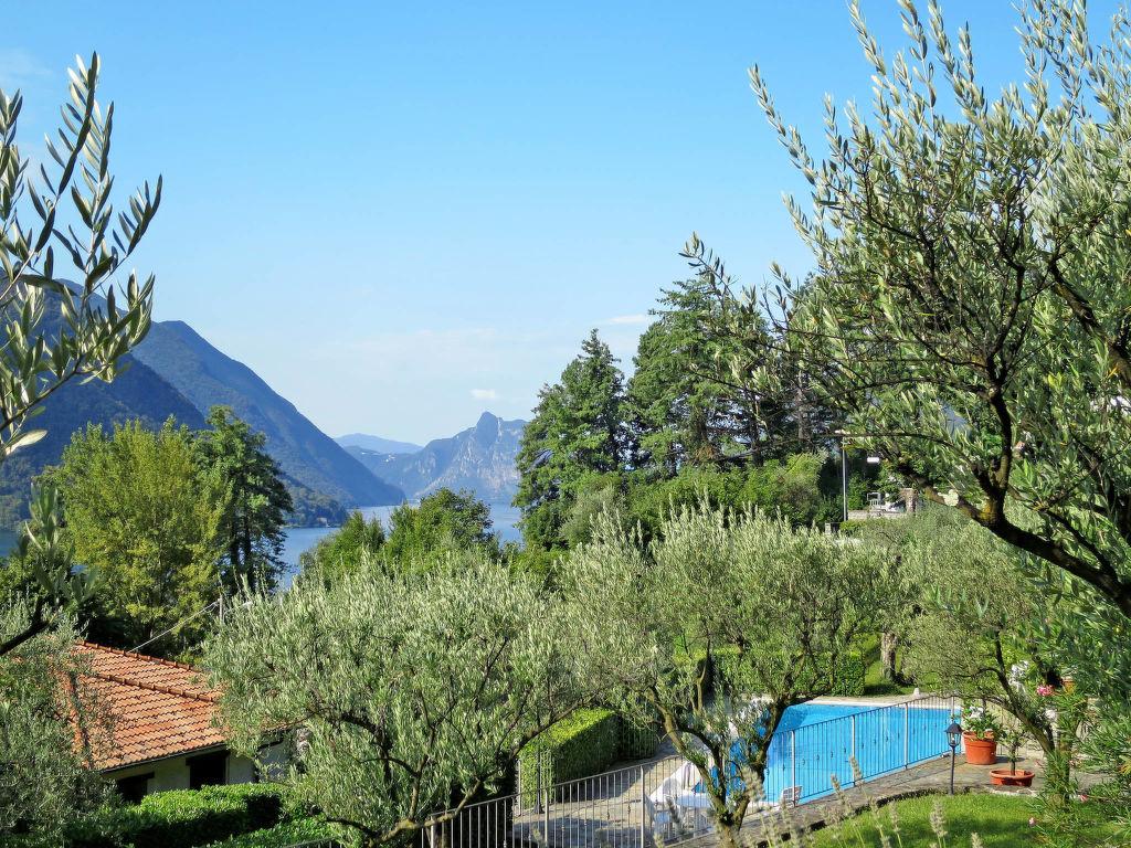 Ferienwohnung Res. Poggio degli Ulivi (VSD101) (105835), Valsolda, Lago di Lugano (IT), Lombardei, Italien, Bild 6