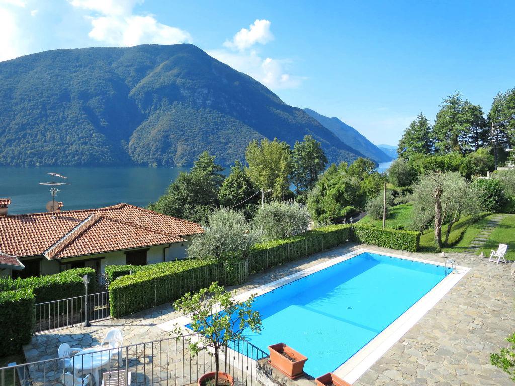 Ferienwohnung Res. Poggio degli Ulivi (VSD101) (105835), Valsolda, Lago di Lugano (IT), Lombardei, Italien, Bild 7