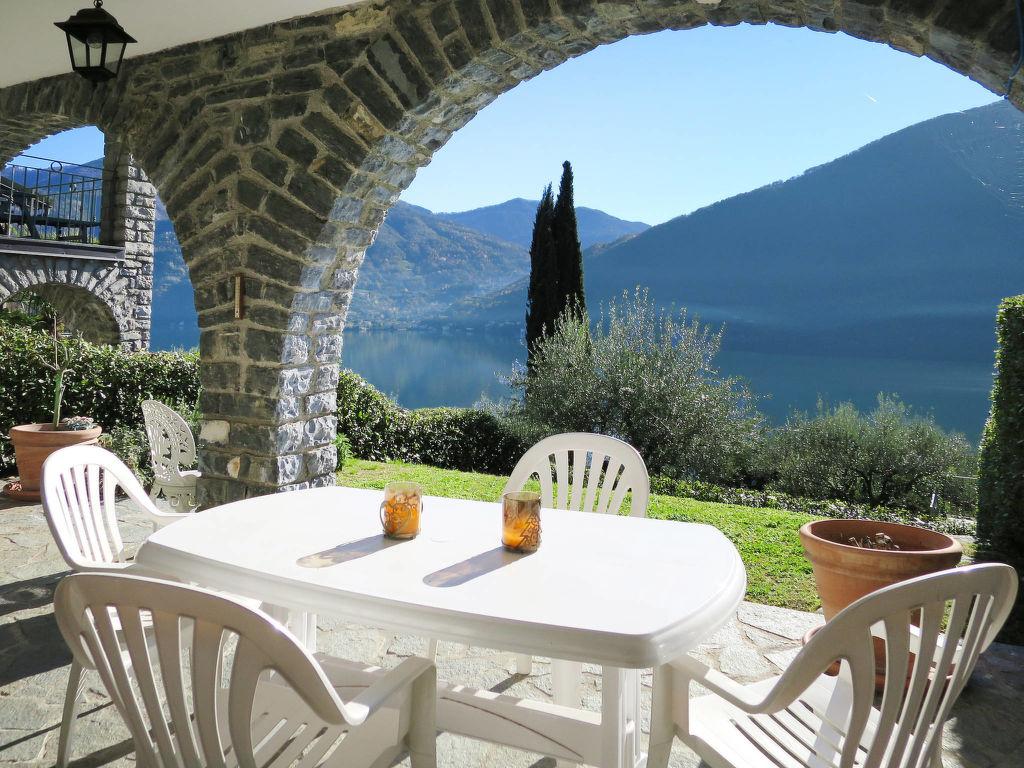 Ferienwohnung Res. Poggio degli Ulivi (VSD101) (105835), Valsolda, Lago di Lugano (IT), Lombardei, Italien, Bild 8