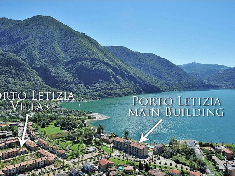 Porto Lezizia - Deluxe (PLZ161) Holiday resort in Porlezza
