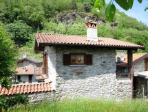 Gravedona - Vakantiehuis Casa Antonietta (GRV258)