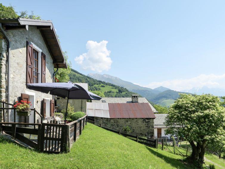 Rekreační apartmán Baita dei Nonni (GRV646)