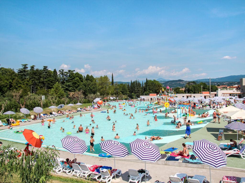 Ferienhaus Camping Cisano Happy Standard (BDL500) Ferienhaus  Bardolino