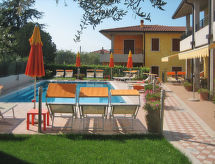 Lazise - Ferienwohnung Residence Lilium (LAZ100)