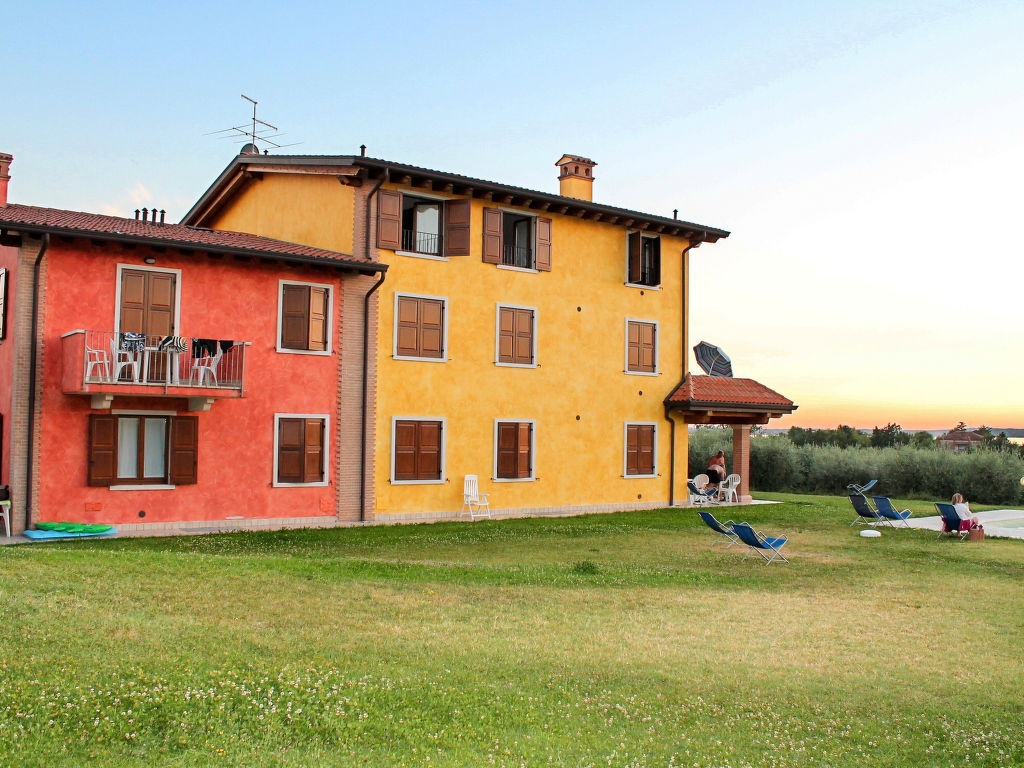 Ferienwohnung Casa Rossa (LAZ177) Ferienwohnung  Lazise