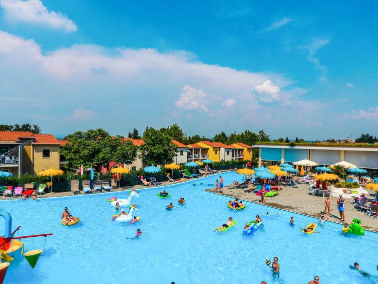 Belvedere Premium (PSC312) Holiday resort in Peschiera del Garda