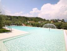 Itálie, Lago di Garda, Manerba