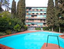 Villa Alba síkságok túrázás és káddal