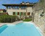 Ferienwohnung Borgo, Toscolano, Sommer
