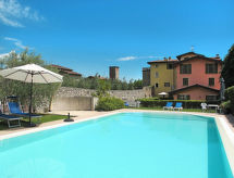 Toscolano - Appartement Residence Donatello (TLA110)