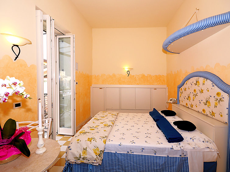 Aparthotel 2 kamer appartement Bellavista (4p) met wellness aan het Gardameer in Italie (I-743)