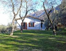 Malcesine - Ferienhaus Hausteil ohne Pool (MAL310)