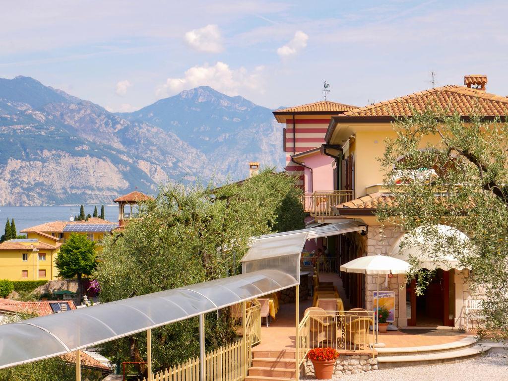 Ferienwohnung Casa Maria (BRZ183) Ferienwohnung  Brenzone