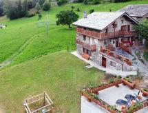 Saint Rhemy en Bosses - Vakantiehuis Chalet Ad Lignum (VGB302)