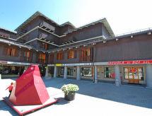 Cervinia - Ferienwohnung Centro Breuil