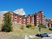 Cervinia - Ferienwohnung Residence Giomein