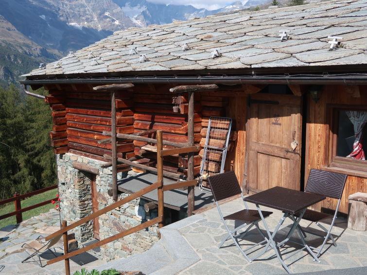 Ancienne Bergerie Studio 3 (VOU142) Accommodation in Valtournenche