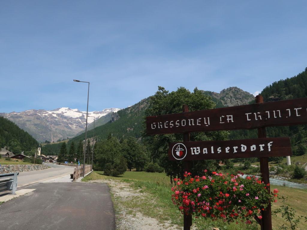 Ferienwohnung Sabot (VDG301) (2466558), Gressoney la Trinite', , Aostatal, Italien, Bild 14