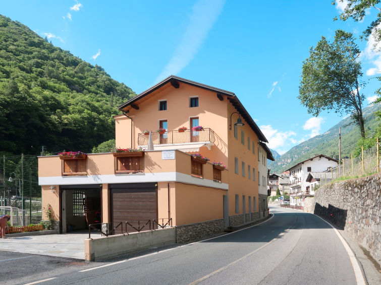 Sabot (VDG301) - Apartment - Gressoney la Trinité
