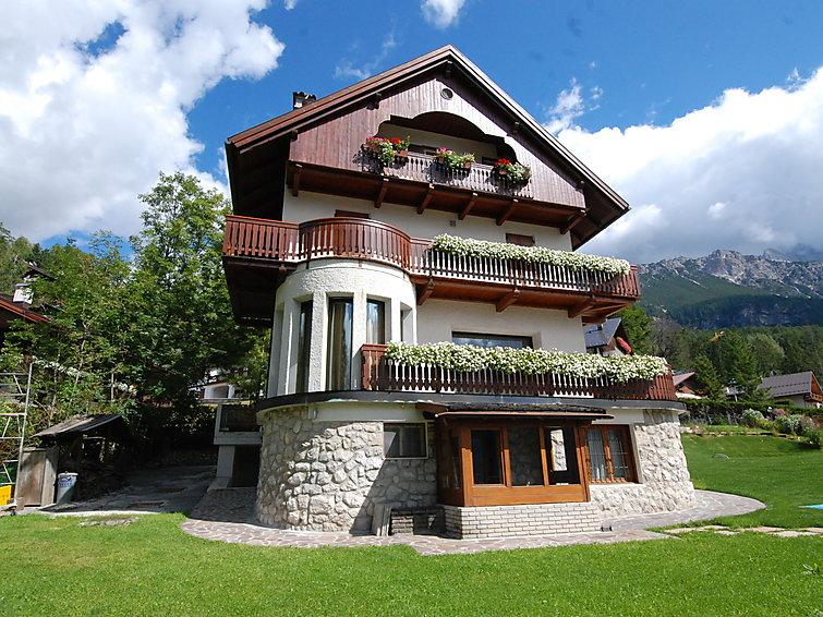 La Montanina - Apartment - Cortina d`Ampezzo