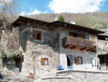 Valtellina - Ferienhaus Rustico Cinzia (VTN300)