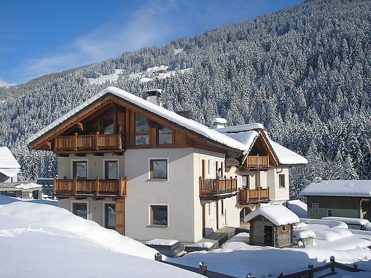 Botton d' Oro Chalet in Bormio